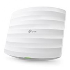 ACCESS POINT INALAMBRICO OMADA TP-LINK EAP245 PARA INTERIOR AC1750 BANDA DUAL 2.4GHZ A 450MBPS Y 5GHZ A 1300MBPS 2 RJ45 GIGABIT UN PUERTO ADMITE POE IEEE802.3AF Y POE PASIVO INCLUIDO ANT 4DBI