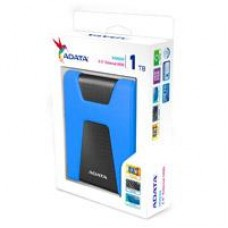 DD EXTERNO 1TB ADATA HD650 2.5 USB 3.1 CONTRAGOLPES AZUL WINDOWS/MAC/LINUX