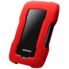 DD EXTERNO 1TB ADATA HD330 2.5 USB 3.1 SLIM CONTRAGOLPES ROJO WINDOWS/MAC/LINUX