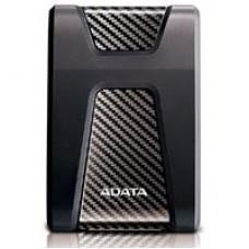 DD EXTERNO 1TB ADATA HD650 2.5 USB 3.1 CONTRAGOLPES NEGRO WINDOWS/MAC/LINUX