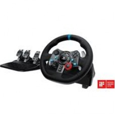 VOLANTE DE CARRERAS LOGITECH DRIVING FORCE G29 PARA PLAYSTATION 3 Y 4