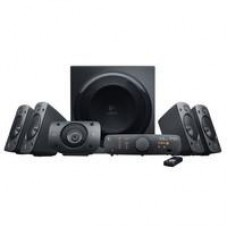 BOCINAS LOGITECH Z906 5.1 THX DOLBY DIGITAL 500 WATTS RMS PC/MAC/MP3/IPOD/DVD